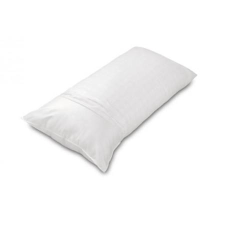 Pack de 2 Almohadas Antiestrés fibras con hilo de carbono 70cm