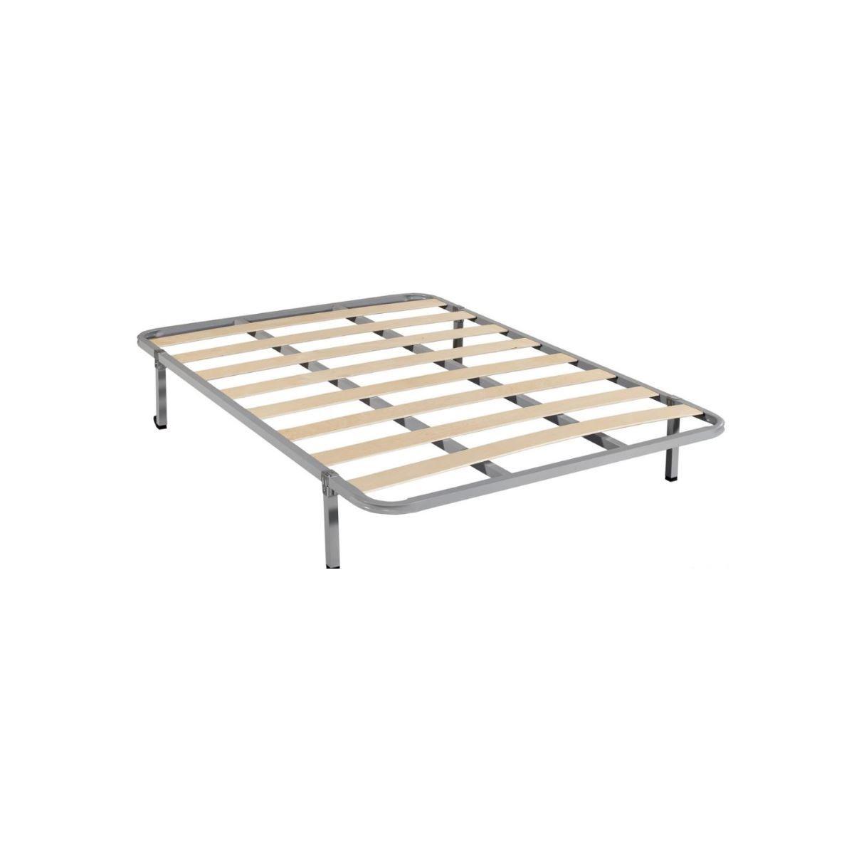 Somier de lamas Basic 105x190 cm
