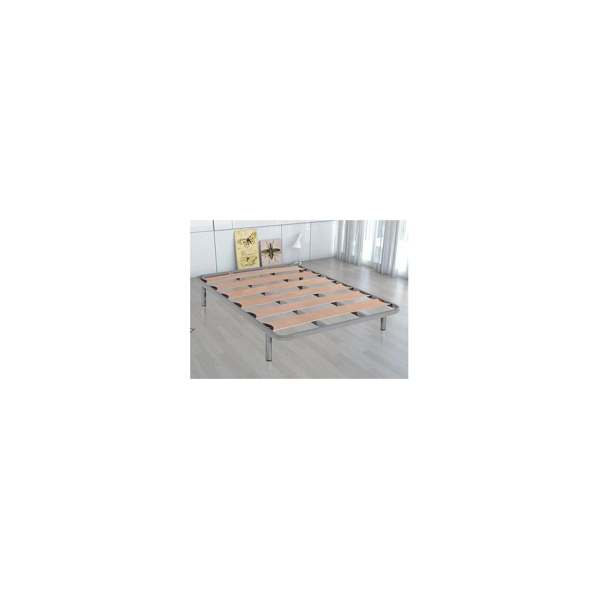 Somier de lamas Premium 120x200 cm