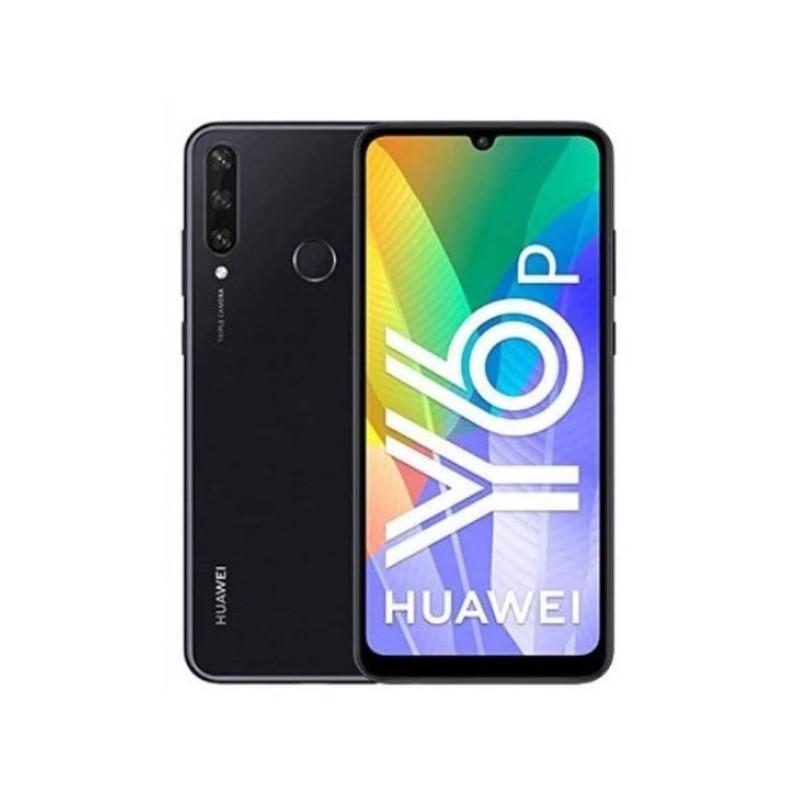 """TELEFONO MOVIL HUAWEI Y6P BLACK 3+64GB 6,3"""" ANDROID"""