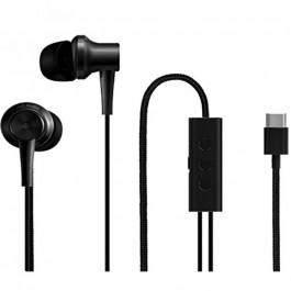 Auriculares  Xiaomi mi dual driver earphones type-c black
