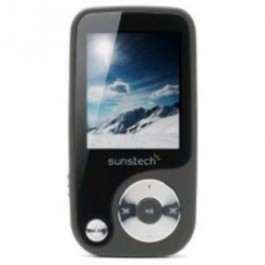 "Reproductor portatil Sunstech Thorn MP4 4GB 1.8"" negro"