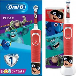 Cepillo electrico dental Braun oral-b kids pixar
