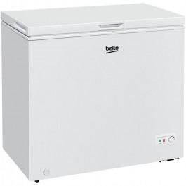 Congelador Beko CF200WN Clase F de 200L