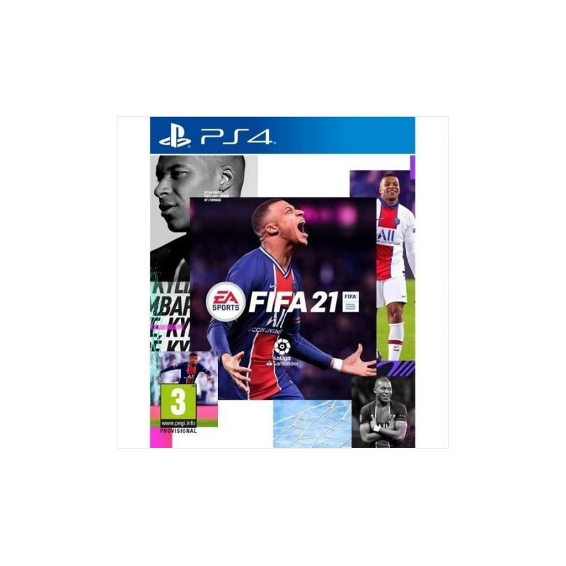 JUEGO PS4 FIFA 21