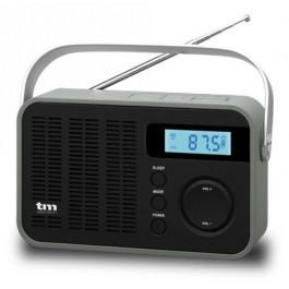 RADIO DIGITAL TMRAD212 BLUETOOTH RED/PILAS