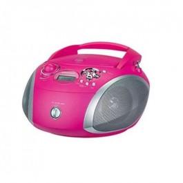 Radio cd Grundig RCD1445USB Pink/Silver