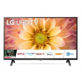 LCD LED 70 LG 70UN70706LB 4K, UHD, HDR 10 Pro, Quad Core 4K, SMART TV
