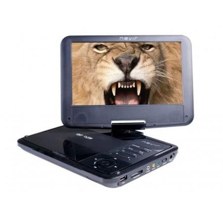Dvd portatil Nevir NVR2767DVDPUCT2