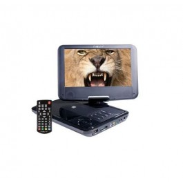 "DVD PORTATIL 9"" NVR-2781DVD- USB"