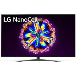 """Televisor LG NanoCell 55NANO916NA (55"""") 3840 x 2160 Pixeles, Smart TV, Wifi, Negro"""