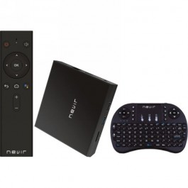 ANDROID TV BOX NVR-KM9PRO CON TECLADO INALAMBRICO