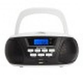 Radio CD BBTU-300BW Blanco  Bluetooth