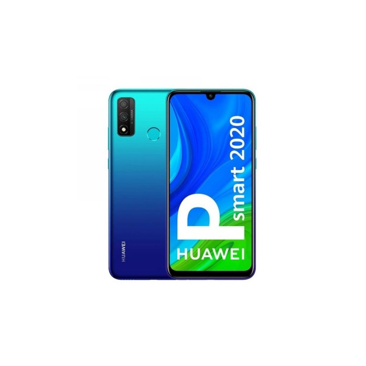 Telefono Huawei 6.21\'  P SMART 2020 BLUE 128GB 4GB