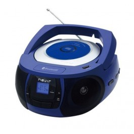 RADIO CD BLUETOOTH NVR-481UB AZUL