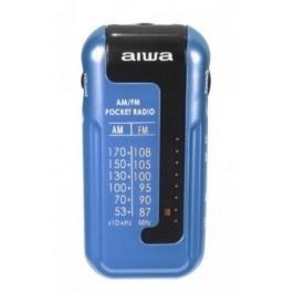 Mini Radio Bolsillo Aiwa R-22BL AZUL