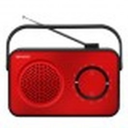 RADIO PORTATIL  R-190RD ROJA