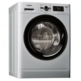 Lavasecadora Whirlpool fwdg961483sbvsptn 9-6kg 1400rpm