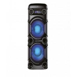 Altavoz INFINITON K180 180W LUCES MICRO con Bluetooth
