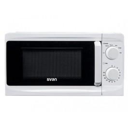 Microondas Svan SVMW700B Blanco 45cm 20L Sin Grill