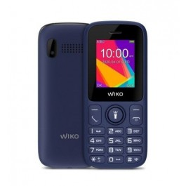 "Teléfono Móvil Wiko F100 Blue - Display 1.8""/4.5cm - Dual Sim - Cámara Qqvga"