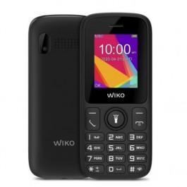 "Teléfono Móvil Wiko F100 Black - Display 1.8""/4.5cm - Dual Sim - Cámara Qqvga"