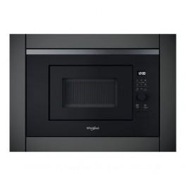 Microondas WHIRLPOOL WMF201G Integrado con grill 20 L 800 W Negro, Acero