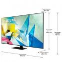 TV QLED Samsung QE50Q80TATXXC