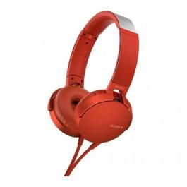 Auricular Sony MDRXB550APRCE7