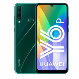 """TELEFONO MOVIL HUAWEI Y6P GREEN 3+64GB 6,3"""" ANDROID"""