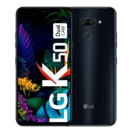 "Telefono Movil LG K50 negro 6,3"" 3 GB 32 GB ANDROID 9.0"