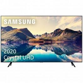 "TELEVISOR LED SAMSUNG UE55TU7025KXXC SMART TV 55"" 4K"