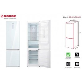 Combi NODOR 4203 NorFrost HAIL 200 NF GSW