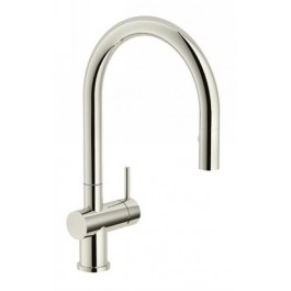 Grifo FRANKE 1150554090 ACTIVE NEO PULL OUT POLISHED NICKEL