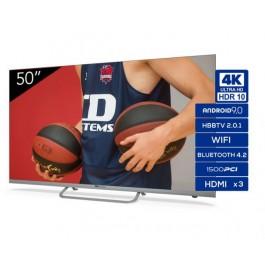 "Televisor LCD TD System K50DLX11US SMART TV 55"""