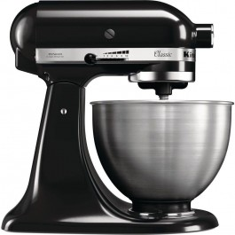 Robot Cocina KITCHENAID 5K45SS Classic Negro