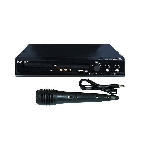 DVD NEVIR NVR2329DVDKUM Karaoke