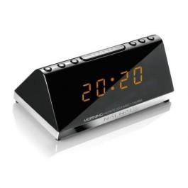 Radio Despertador NAF NAF MORNINGV3 Negro
