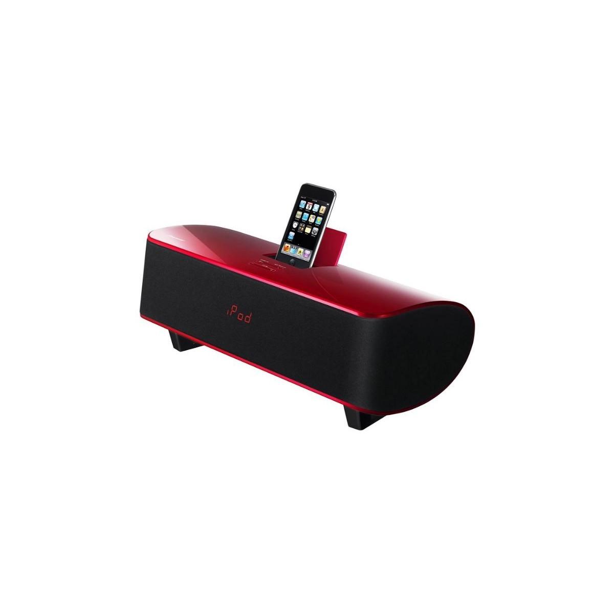 Sistema PIONEER XWNAS5R Ipod Rojo