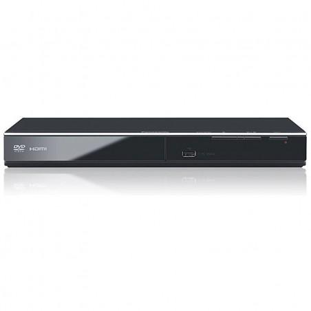 Dvd Panasonic DVD-S700EG-K HDMI HD 1080