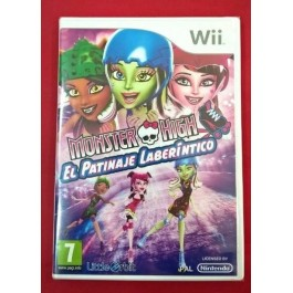 JUEGO WII MONSTER HIGH 2