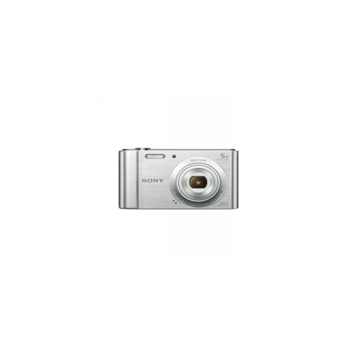 Cámara Digital Sony Cyber-shot DSC-W800SCE3 Plata