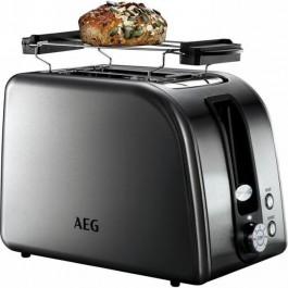 Tostador AEG AT7750 Inox
