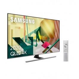 LCD QLED EDGE 65 SAMSUNG QE65Q75T DUAL LED HDR 10+ PREMIUM ONE REMOTE