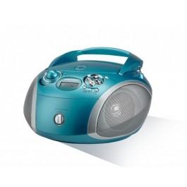 Radio cd Grundig RCD1445USB Aqua/Silver