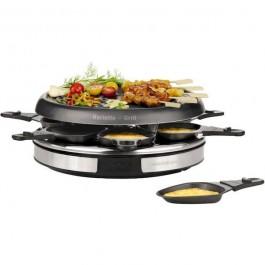 Raclette Tefal  RE127812 inox & design, 6 comensal