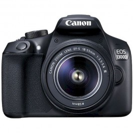 CAMARA DE FOTOS REFLEX CANON EOS 1300D 18/55 DC III