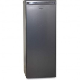 Congelador Rommer CV45 inox A+ 143x55x58cm