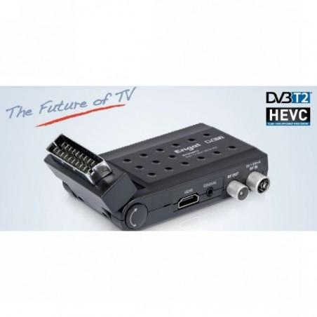 Receptor Digital Terrestre DVB-T2 HEVC tdt2