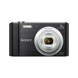 Camara foto digital Sony DSCW800BCE3, Negro